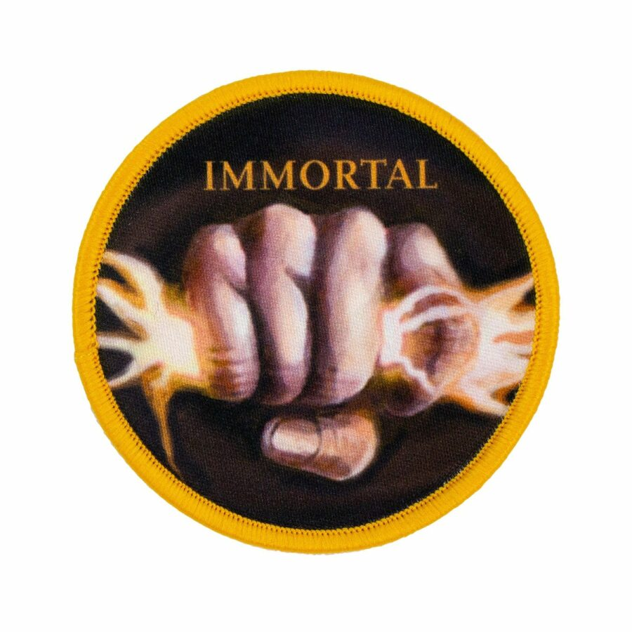 Immortal Circle Patch
