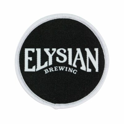 Elysian Logo Circle Patch