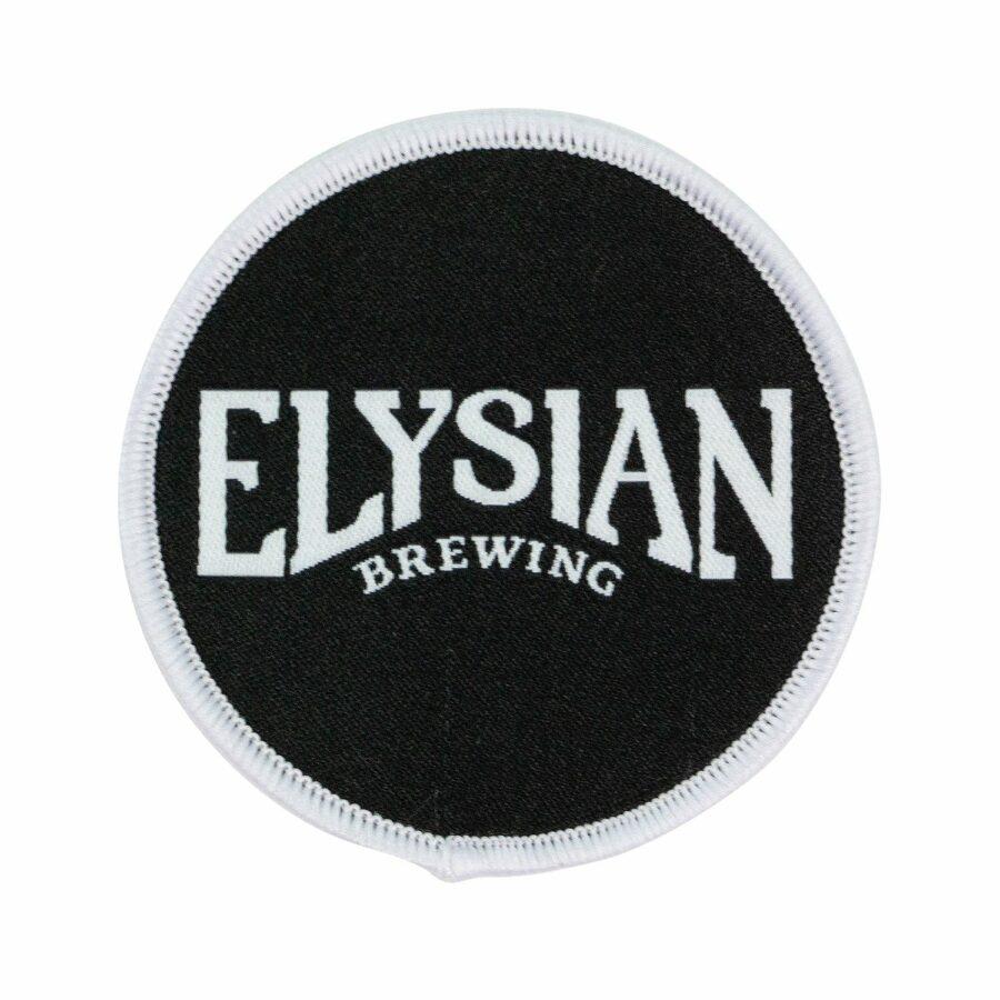 Elysian Logo Circle Patch