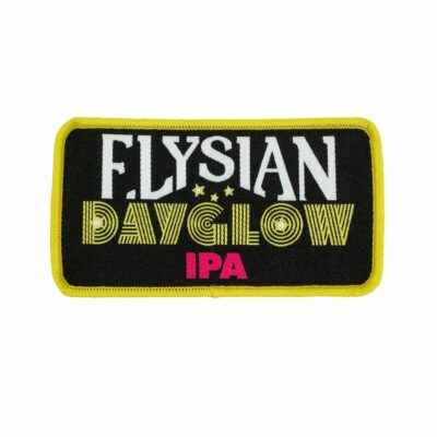 Dayglow Rectangle Patch