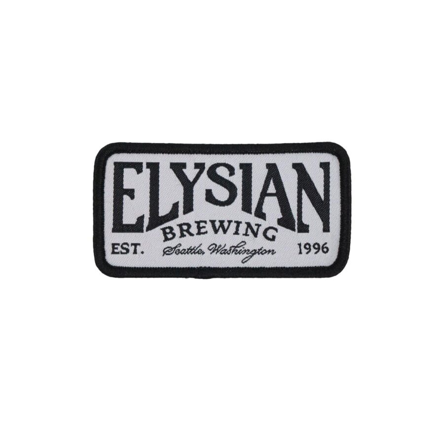 Elysian Woven Patch - Small