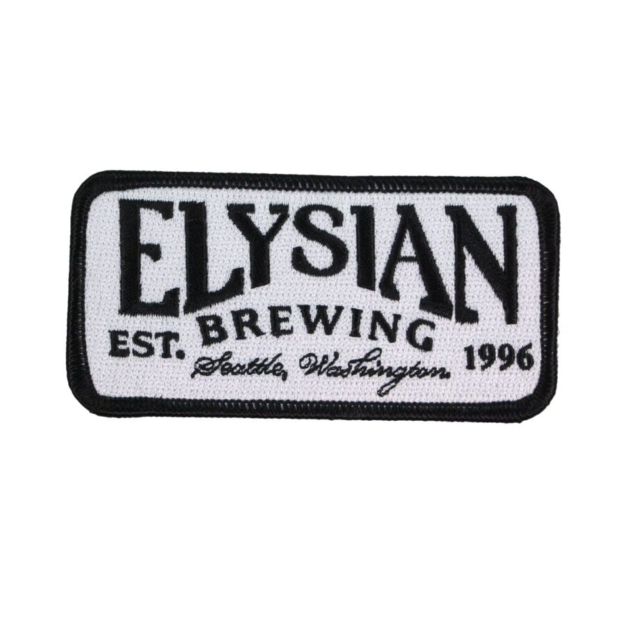 Elysian Woven Patch - Medium