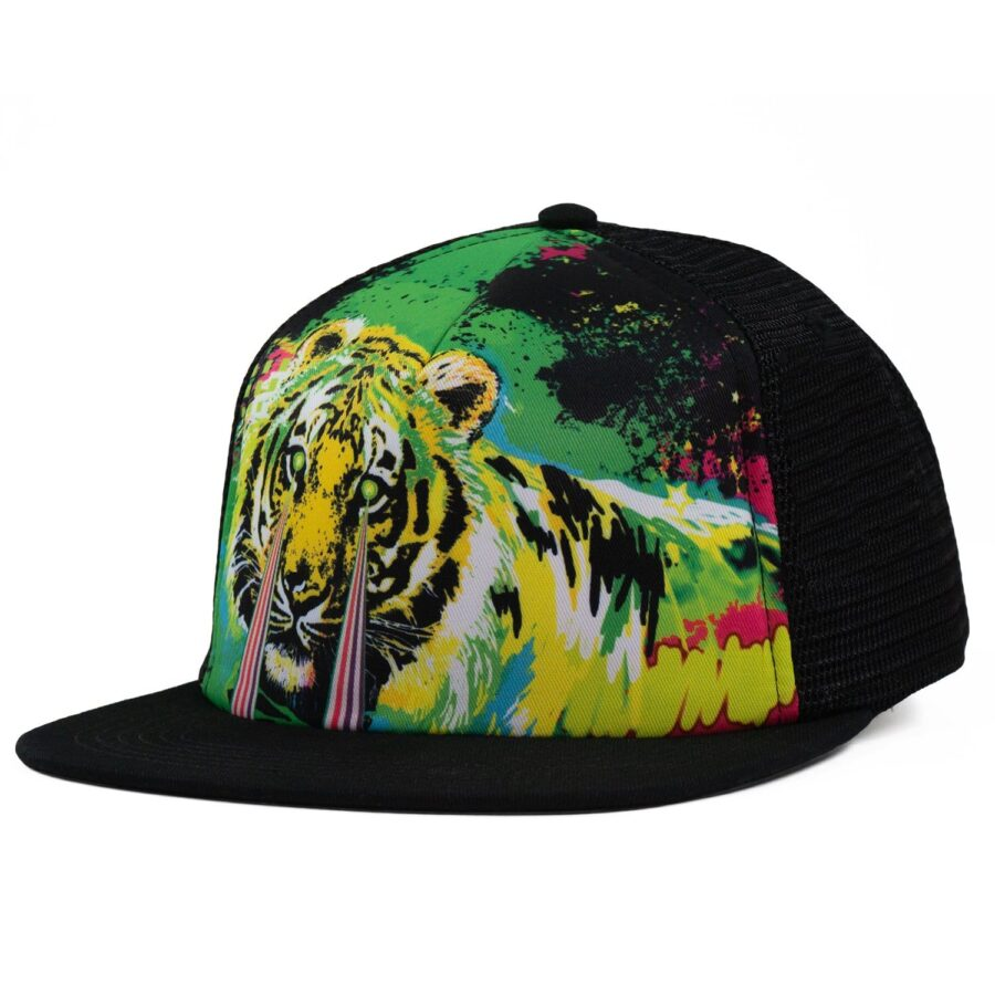 Dayglow Trucker Hat