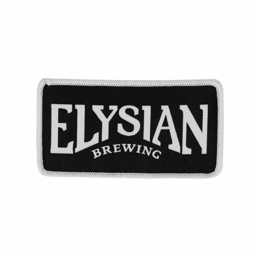 Elysian Logo Rectangle Patch