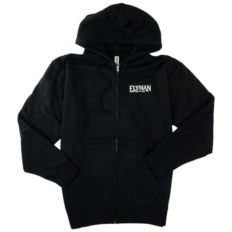 Elysian Heavyweight Zip Up Hoodie