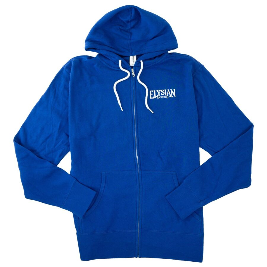 Elysian Lightweight Zip Up Hoodie