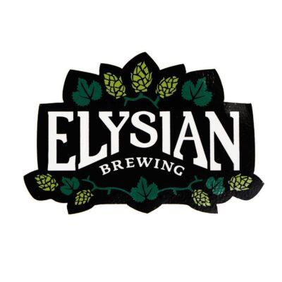 Elysian Hop Logo Sticker