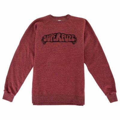 Superfuzz Raglan Crew Sweatshirt