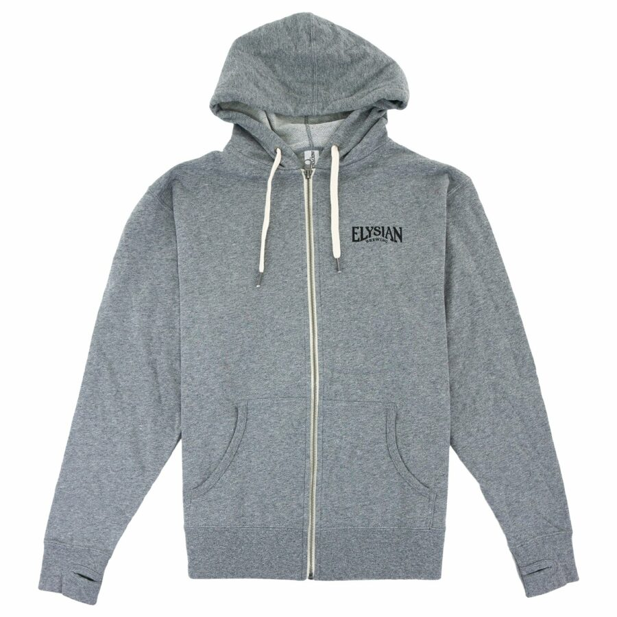 Women's Terry Zip Up Hoodie