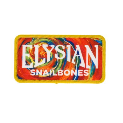 Snailbones Rectangle Patch