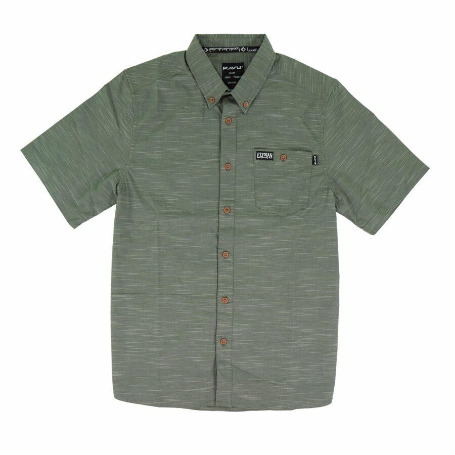 Kavu Men's Welland Shirt - Green