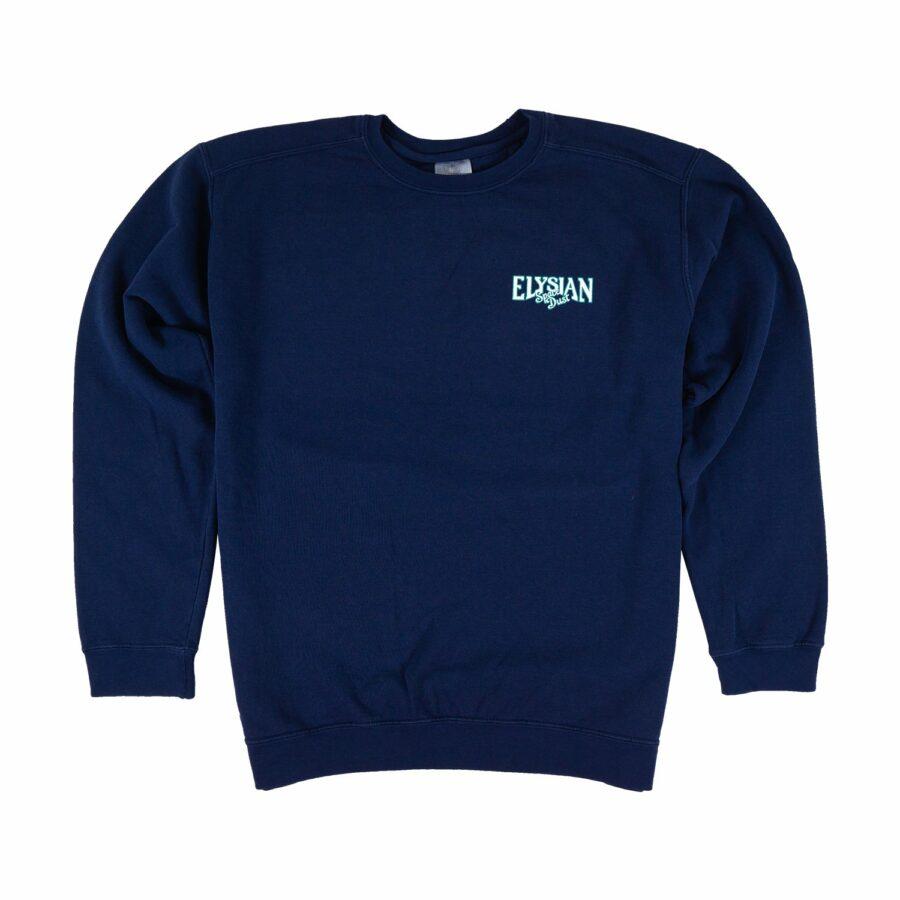 Space Dust Crew Sweatshirt