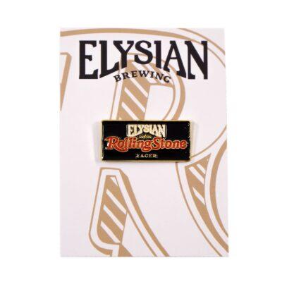 Elysian Rolling Stone Enamel Pin